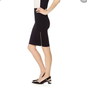 Aritzia - Wilfred - pencil skirt with side zippers